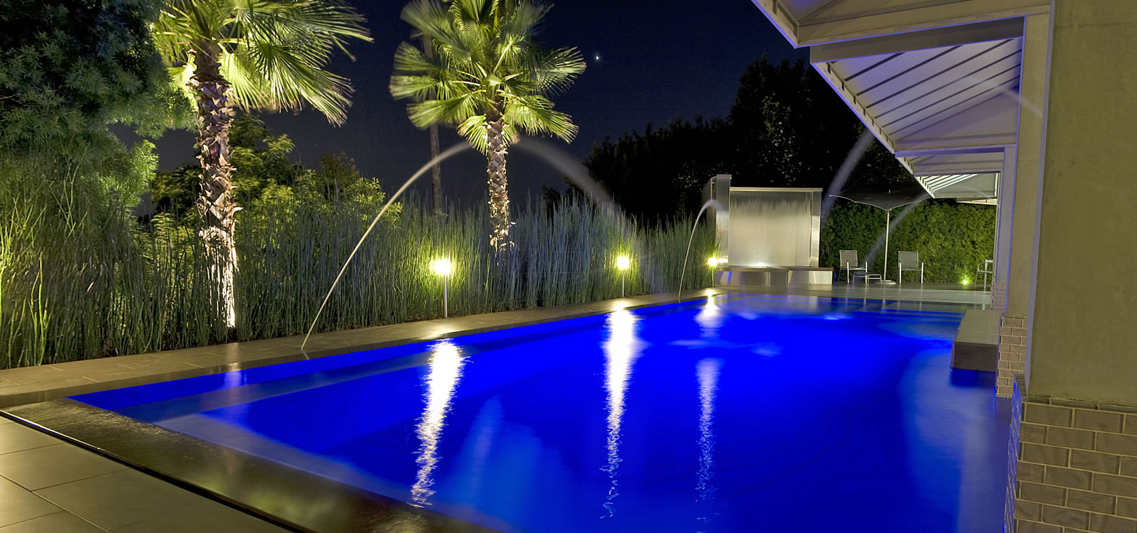 John Crystal Pools Los Angeles Pool Designer