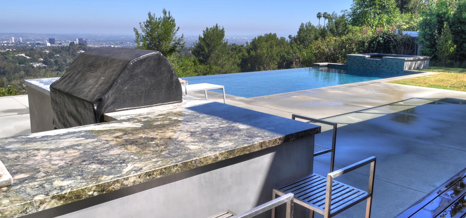 Pool Edge Home Design Ideas HQ
